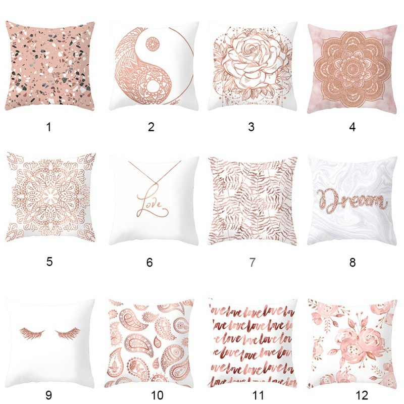 Cushion Cover Home Sofa D/écor Pillow Case Elvis Presley Horse