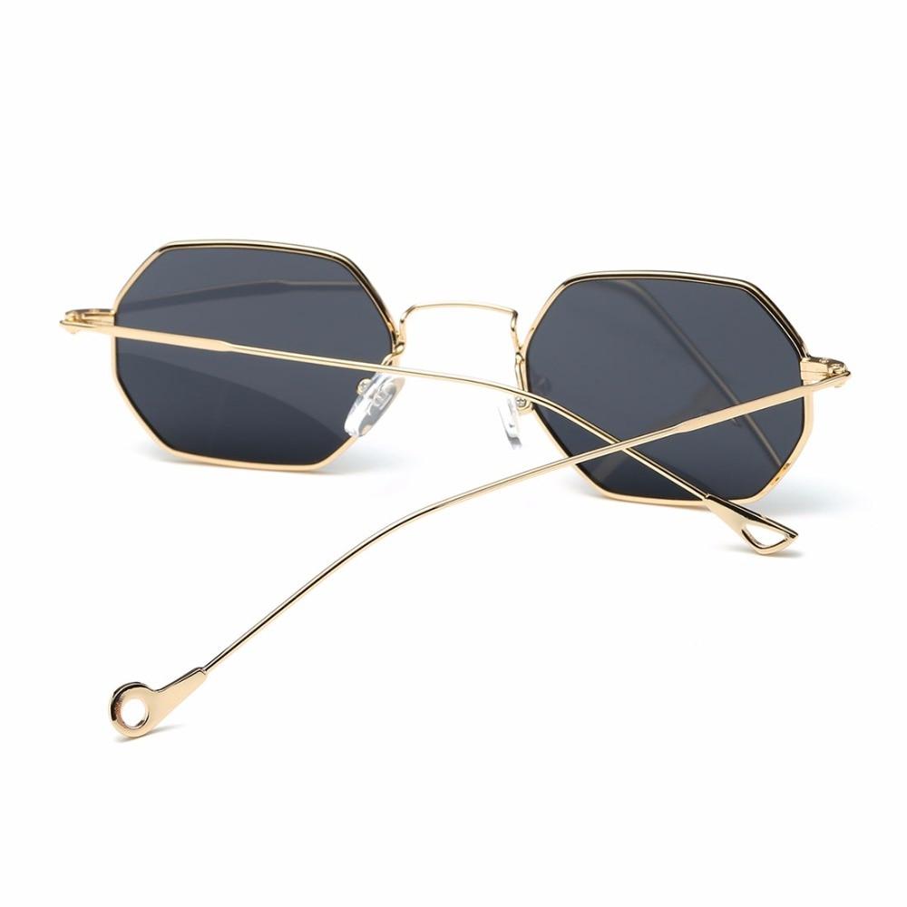 AEVOGUE Sonnenbrille Für Männer / Frauen Kleines Rechteck Legierung - Bekleidungszubehör - Foto 6