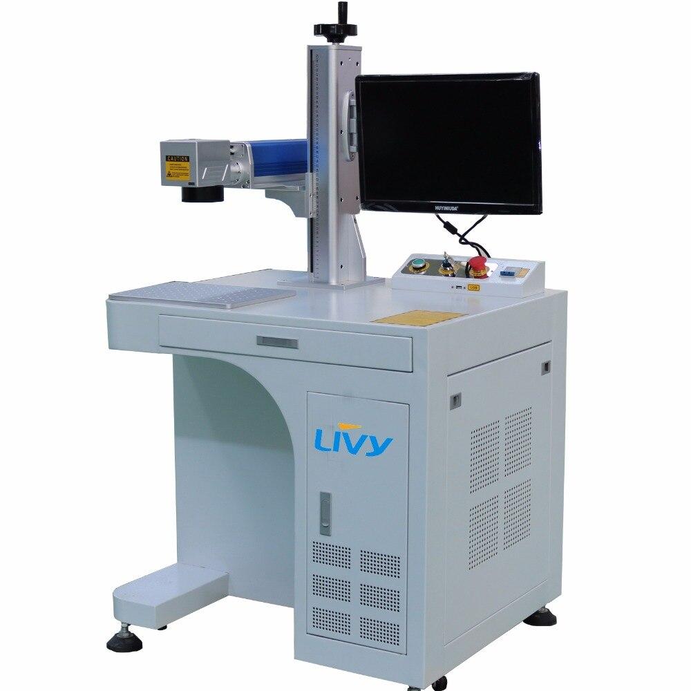 Machine de marquage Laser argenté pour graveur d'imprimante laser en métal 4 axes CNC stl gratuit pour les modèles 3d machine de marquage en métal pour médaille