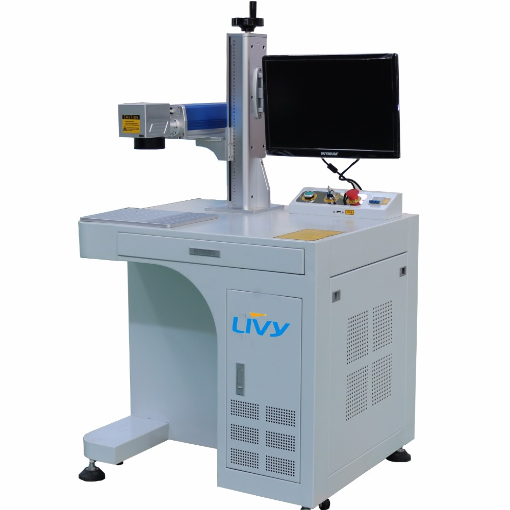 Silver Laser Marking Machine for metal laser printer engraver 4 axis cnc stl free for 3d models metal marking machine for medal