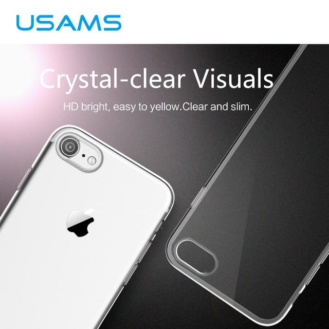 Case iPhone transparentny różne kolory 7/7 plus