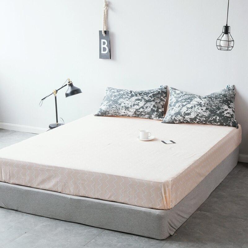 1pcs 100% памук черно-бял облечен листа - Домашен текстил - Снимка 3