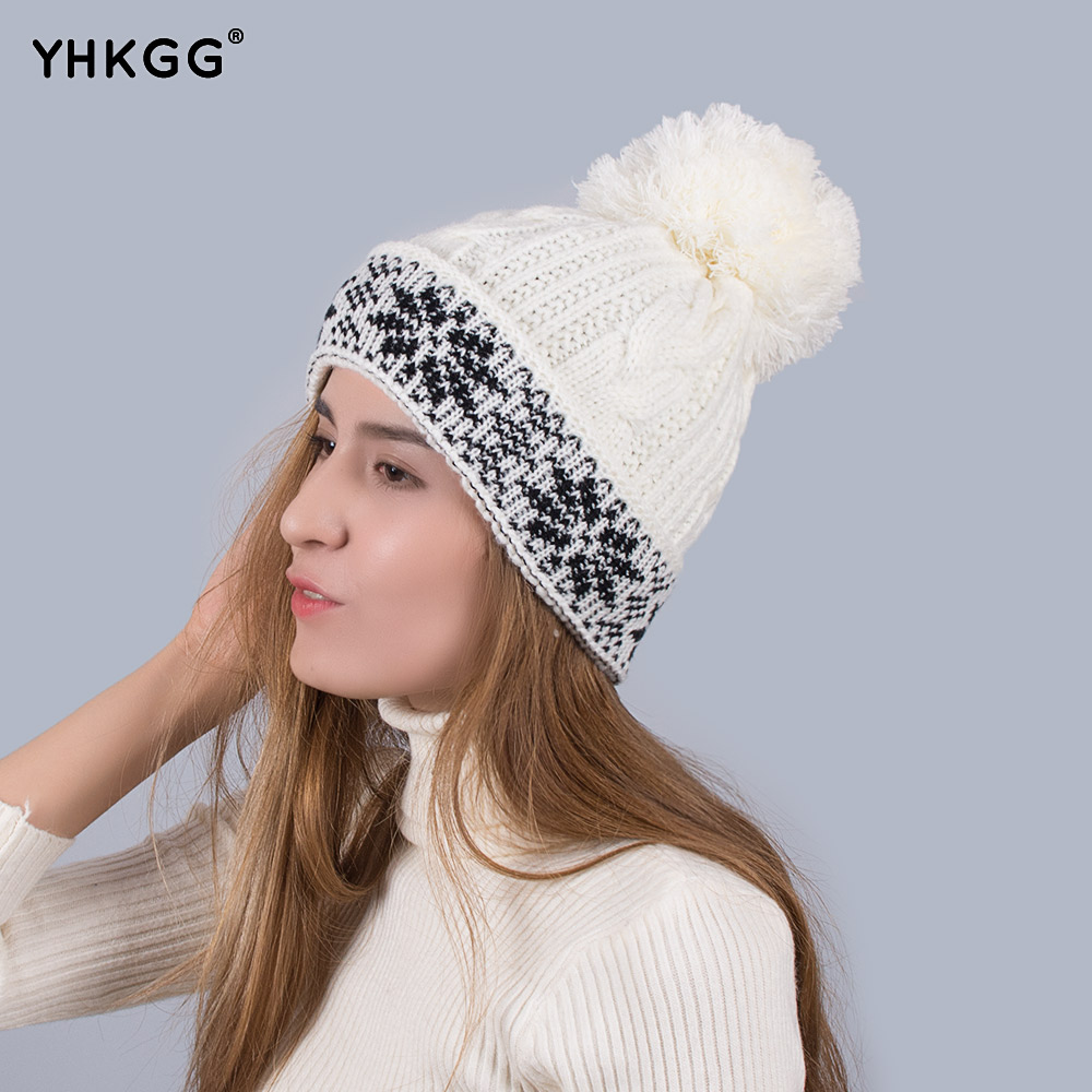 2016   YHKGG  Cheap price sale wool hat processing Warm winter hat A buttoned wool hat  new  snowflake wool felt cowboy hat stetson black 50cm