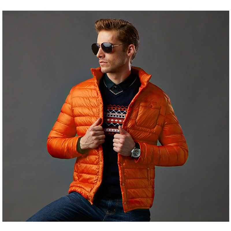 Подробнее о Winter Jacket Men 2016 New Spring Men's Cotton Mens Jacket And Coats Casual Thick Outwear For Men Plus Clothing Male 3XL perfect 2016 winter mens down jackets men breathable thick coats spring cotton padded outwear casual male feather jacket uma303