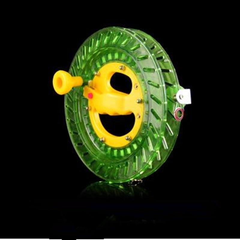 18 см змей катушка 200 м воздушный змей струны уличные игрушки легко открыть детские воздушные змеи Фабрика Вэйфан набор в цветах радуги ветряные носки