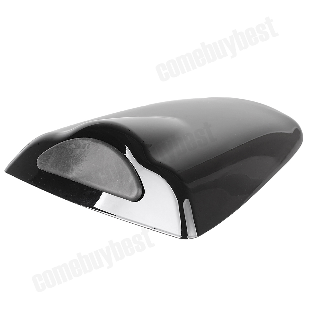 Rear Seat Cover Cowl Fairing for Honda CBR929RR 2000 2001 Black High Quality ABS Plastic