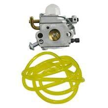 Карбюратор и маслопровод Топливопровод Line 6*3 мм подходящие для Zama C1U-K78 PB201 PS200 ES210