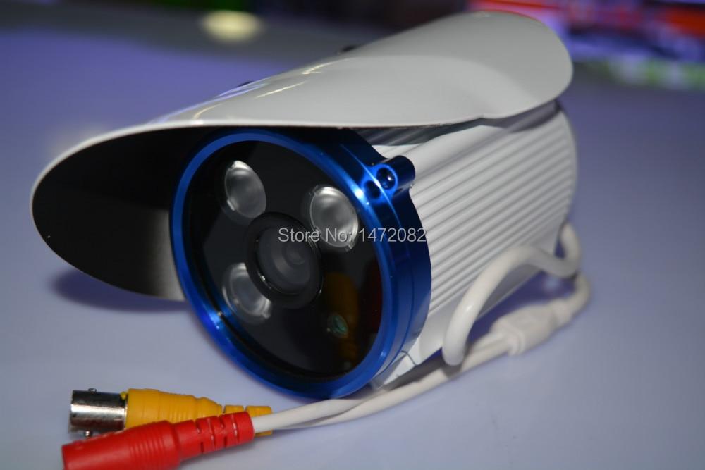 ФОТО Free shiping!!700TVL CCTV Camera Sony Effio-E 3.6&6mm  Lens 3pcs array LEDs  Security Camera Outdoor Using