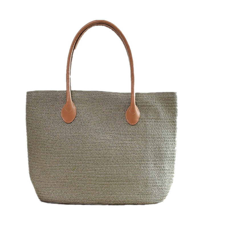 Womens Bag For Summer Beach Woven weed Bags Womens Designer Shoulder Bag Ladies Knitting Women straw Bags Shopping Handbags