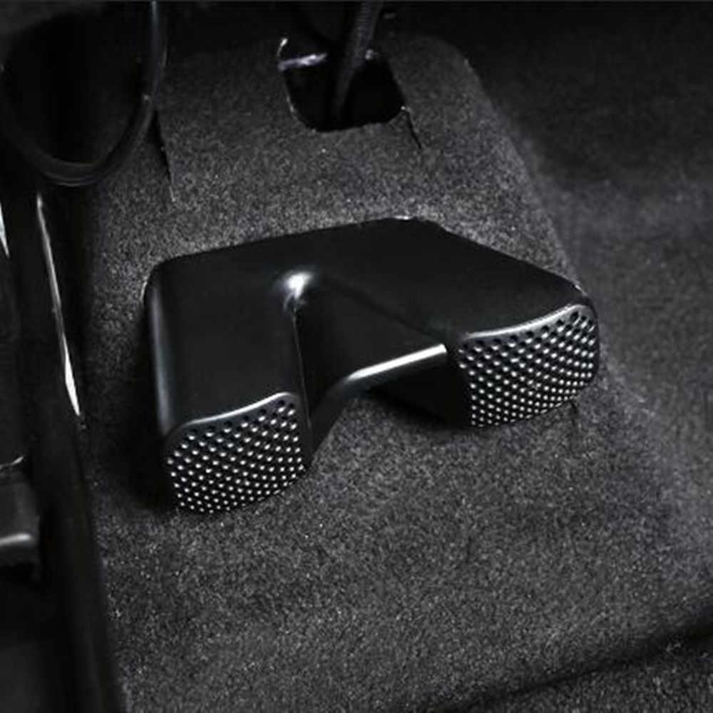 Jameo авто под сиденьем нагреватель переменного тока воздуховод кондиционера на выходе вентиляционные крышки для Renault Koleos MK2 Kadjar для samsung QM6 2016-2018