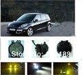 Renault DRL, Renault Scenic de luces de circulación diurna LED faros antiniebla delanteros
