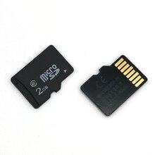 ¡Gran promoción! 10 Uds. De tarjeta TF de 2GB, tarjeta de Micro memoria USB, tarjeta Micro TF para teléfonos móviles