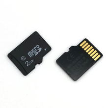Grote Promotie! 10 PCS 2 GB TF Card Micro Geheugenkaart Micro TF Card Voor Mobiele Telefoons