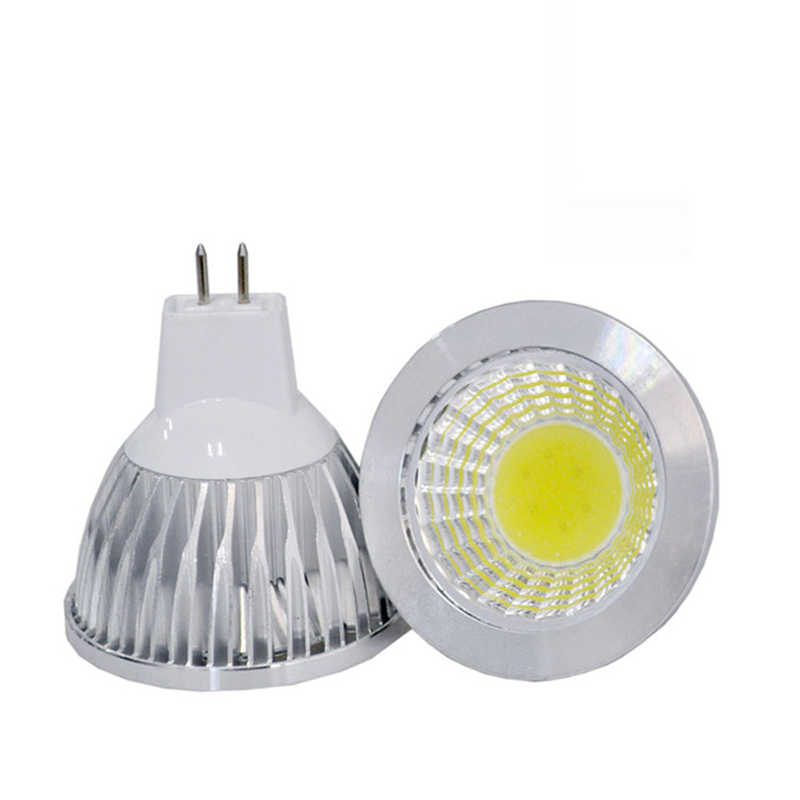 Ultra Bright 9W 12W 15W 18W AC85~265V GU10 MR16 12V LED Bulbs Spotlight Dimmable COB led Lamp Bulbs Light Bombillas Lamparas