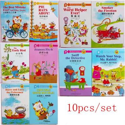 Printables English Childrens Small Storys popular short english story buy cheap lots 10 booksset chinese bilingual childrens picture book stories for