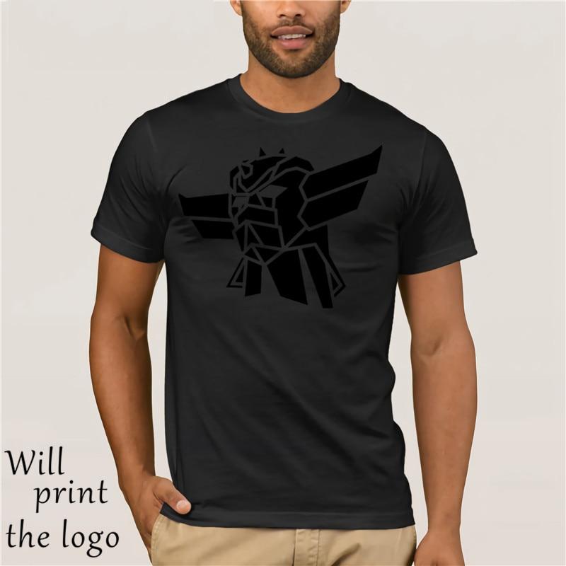 Goldorak   T     Shirt   Goldorak   T  -  Shirt   Awesome Short-Sleeve Tee   Shirt   Man 4xl Printed Basic 100 Percent Cotton Tshirt