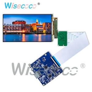 Pantalla 4K de 5,5 pulgadas, 3840x2160 con controlador de Control, HDMI MIPI para múltiples dispositivos DIY