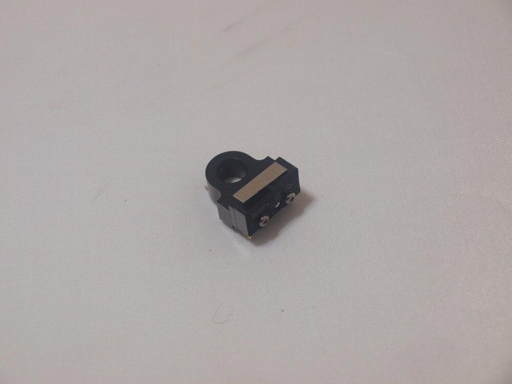 Reprap Mendel Prusa i3 rework 3D printer aluminum alloy black color Z-ENDSTOP HOLDER+endstop kit 8mm smooth rod Z-axis endstop