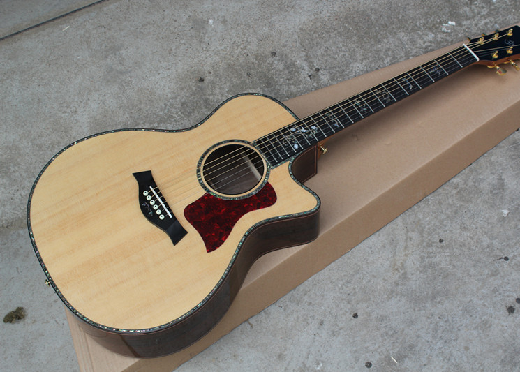 76ba4709fc6 2018 New + Factory + Chaylor 914ce acoustic guitar Tayl 916ce acoustic  electric guitar KSG all