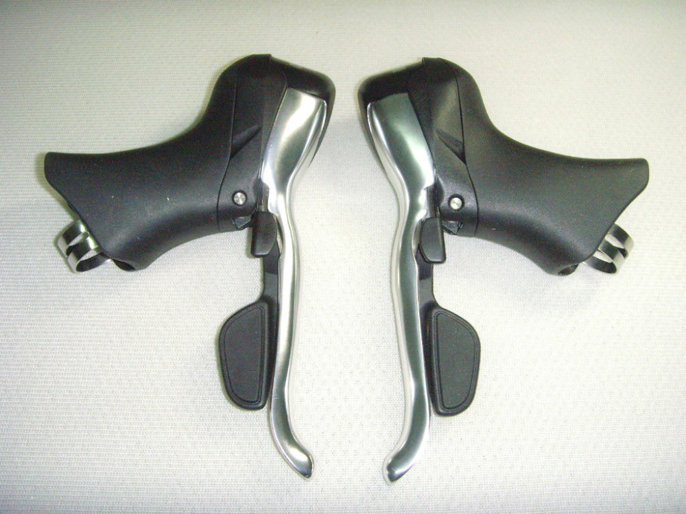 Microshift  Sb- R493 9 Speed Road Bike Bicycle STI Shifters Brake Lever 3x9 for Shimano 9 speeds Brake Lever Set