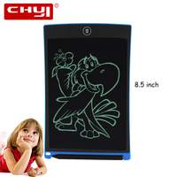 8 5 Inch Mini Writing Board With Stylus LCD Writing Digital Tablet Healthy Handwriting Board For