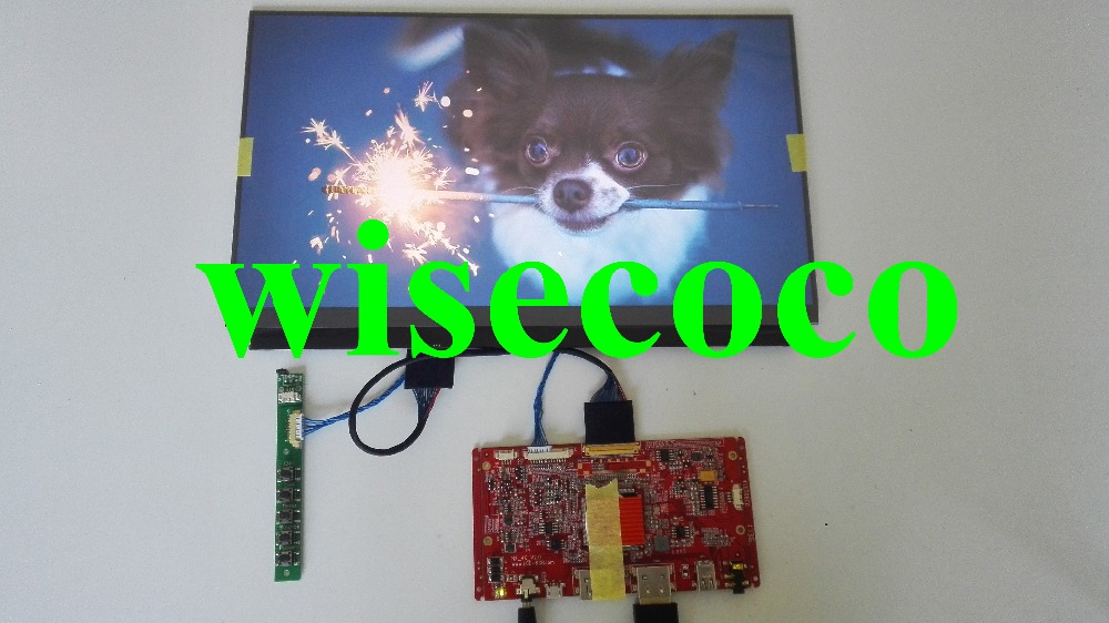 12.5 pouce 4 k lcd 3840*2160 lcd panneau avec HDMI + Audio carte contrôleur pour projet de bricolage