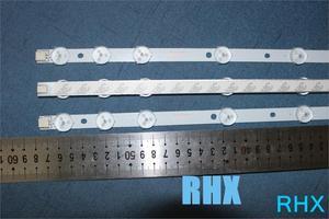 Image 2 - 4piece/lot  BANDE LED VESTEL 32inch REV0.2 TIS 4A 94V 0 1612 VES315WNDA 01 NUEVAS   11LED  574MM