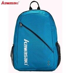 كاواساكي العلامة التجارية تنس حقيبة الريشة أكياس مضرب ظهره شغال تصميم مع أحذية منفصلة غرفة الرياضية عودة حزمة KBB-8208