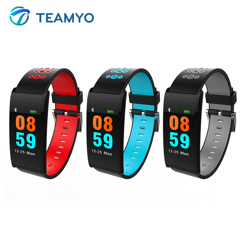 Teamyo X20 Smart Watches Blood Pressure Oxygen Fitness Bracelet Heart Rate Monitor Waterproof Alarm Clock Bluetooth Wristband цена