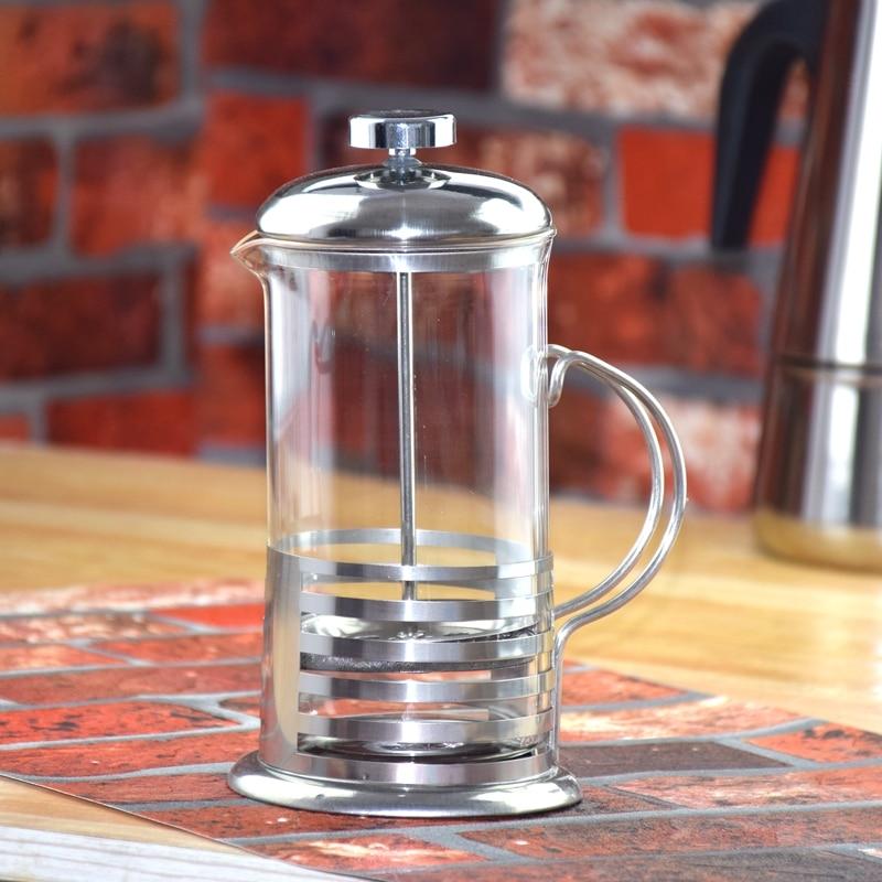 600ML Free Shipping Coffee French Press Tea Press Espresso Coffee Press