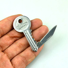 Портативный Карманный Нож Складной Сложите Охота кемпинг Тактический Выживания Спасательных Брелок Мини брелок Нож Инструмент Открытый Выживание