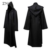 ZNCJ Star Wars Sith Anakin Skywalker Darth Maul Cosplay Costume Suit Cloak Robe Ward