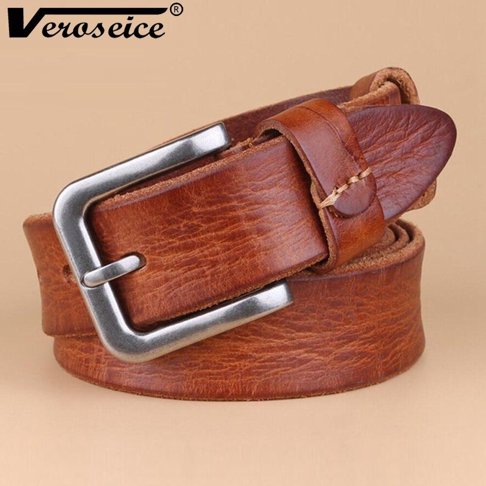 veroseice 2017 new fashion leather belt