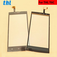 For THL T6C Touch Screen Tools Digitizer Assembly Replacement Accessories For Phone T6 C 5 0