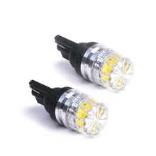 1X White T10 5050 5 SMD LED Car Vehicle Side Tail Lights Bulbs Lamp NEW Drop Ship(China)