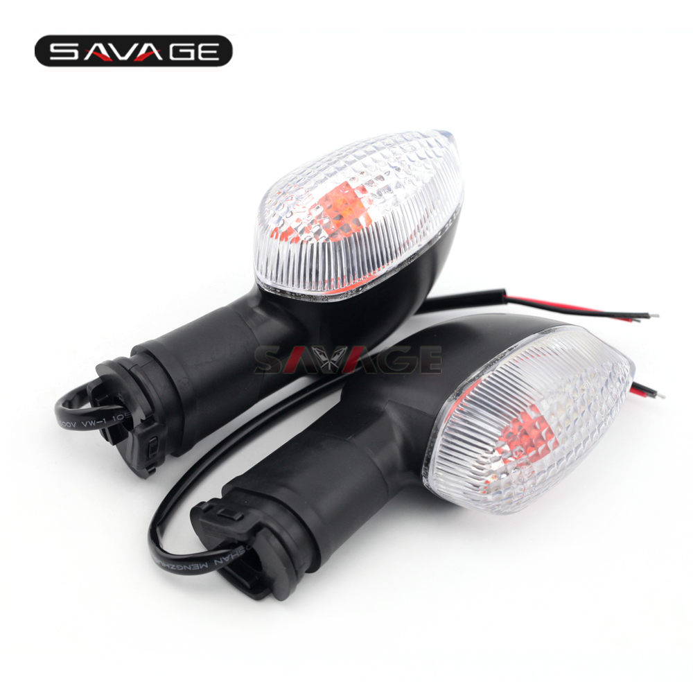For <font><b>YAMAHA</b></font> FZ1 FZ8 Fazer FZ1N FZ6 N/S/R Turn Signal Light Indicator Lamp Motorcycle Accessories Blinker Front/Rear C