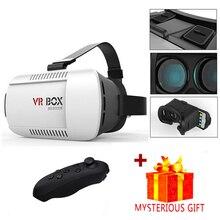 VR Box Vrbox Casque 3 D Lunette 3D Virtual Reality Glasses Goggles Headset Helmet For Smartphone Smart Lens Google Cardboard 2.0