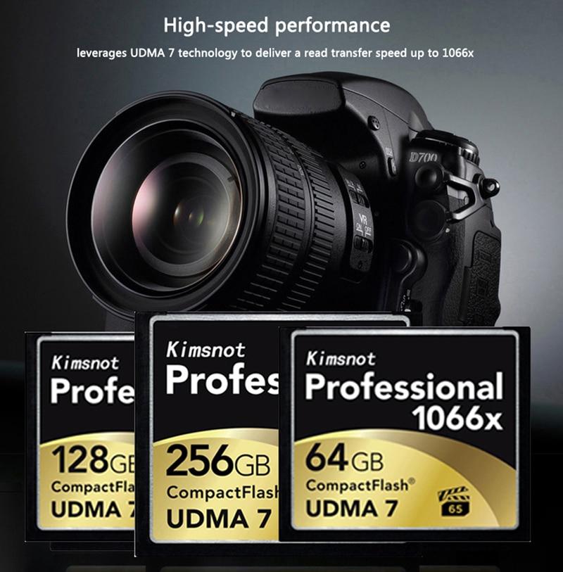 Resultado de imagen para TARJETA DE MEMORIA COMPACTFLASH 256GB LEXAR PROFESSIONAL 1066X UDMA 7