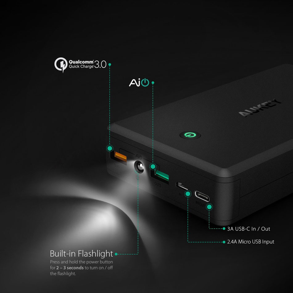 AUKEY-30000mAh-Power-Bank-Portable-Charger-Quick-Charge-3-0-Powerbank-External-Battery-Pack-for-iPhone (1)