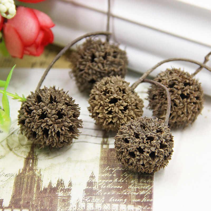 Натуральные сушеные цветы Fengguo art маленькие свежие мягкие украшения для