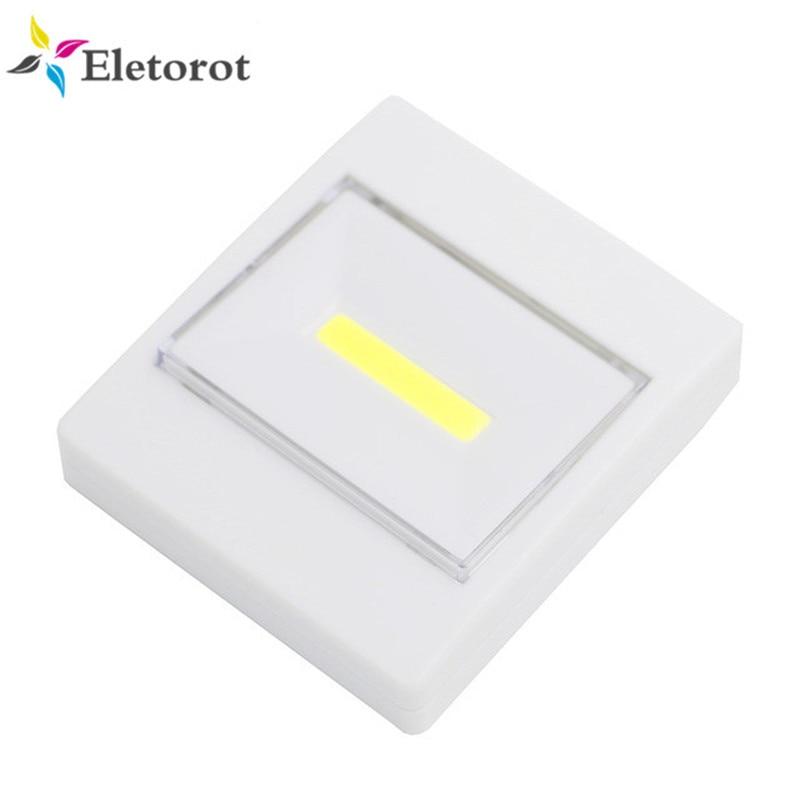 Ultra Bright Magnetic Mini COB LED Wall Light Nigh...