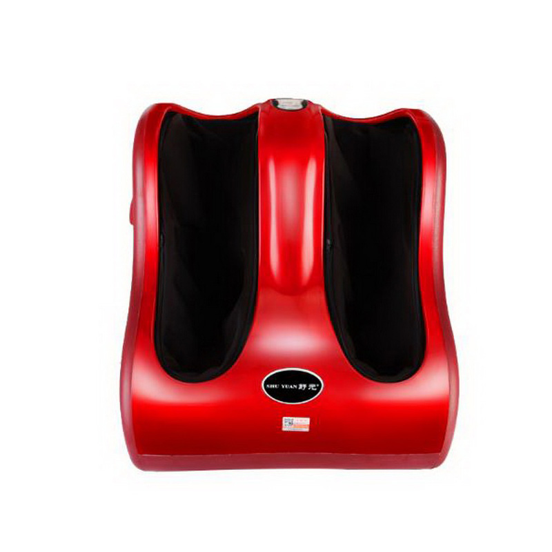 130304/Infrared Heat Therapy Body Relax Blood Circulation Warm Feet Massager/Foot Reflexology Electric Vibrating Foot Massage/ molded blood circulation machine foot blood circulation massage therapy device activating blood regimen body vibration massager