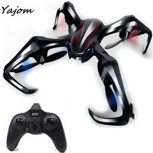 2018 New Hot Sale S6 Inverted Flight Mini Foldable 2.4G 4CH 6Axis RC 3D Roll Quadcopter Drone Brand New High Quality Mar 29