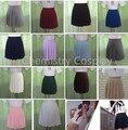 132 color Japanese school uniform pure color cute Cosplay skirt Costume custom made