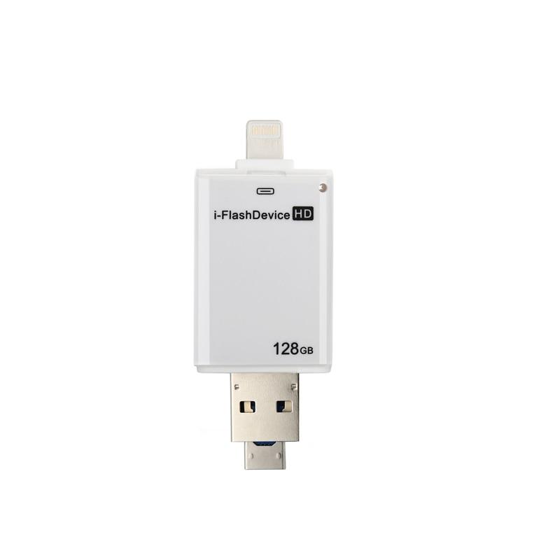 LL TRADER USB Flash Drive 64G OTG Pen Drive Geheugen USB Photo Stick - Externe opslag - Foto 3