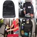 Acessórios Preto Cadeira Assento de carro de Volta Pendurado Saco Organizador Preto Multi-Bolso Titular Encosto Dobrável Sacos De Armazenamento