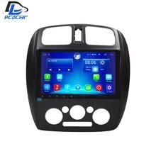 32G ROM android gps car multimedia radio player no traço para Família Haima 323 carro navigaton estéreo de 9 polegada de tela grande