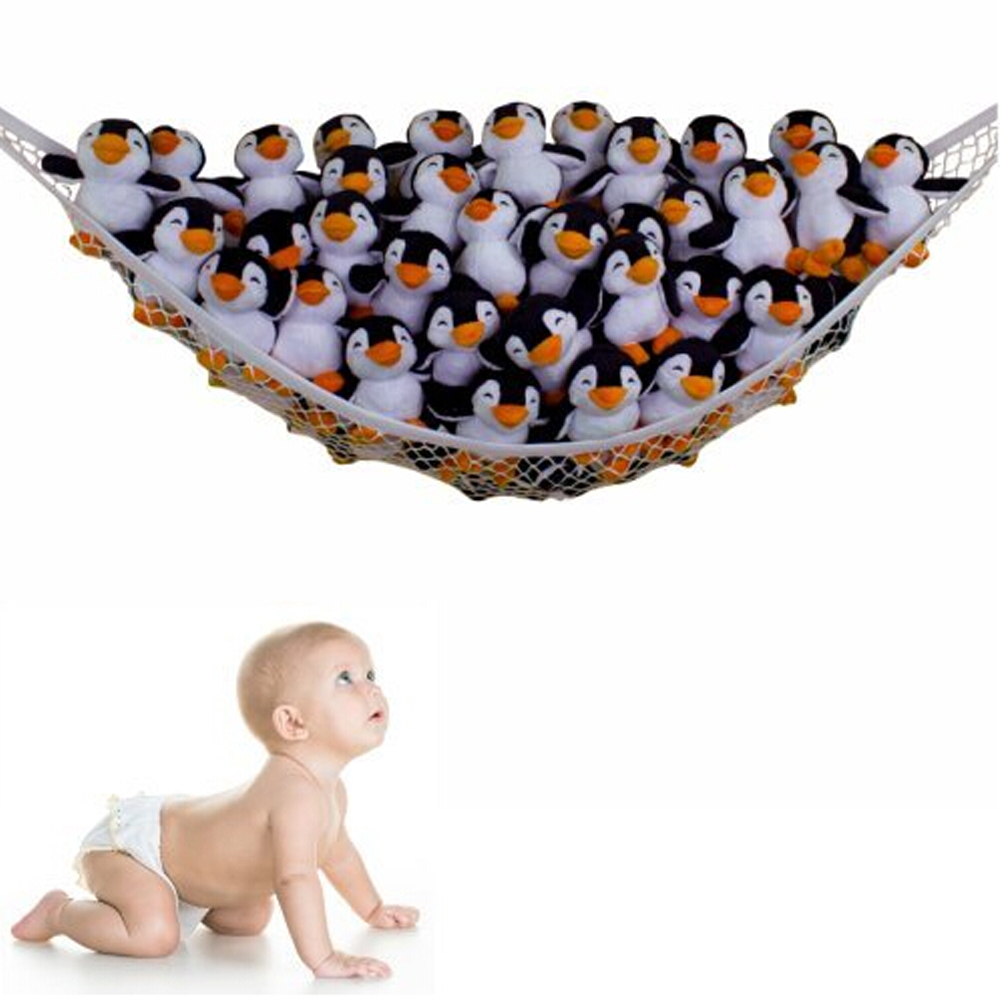 Medium image of children baby room toy organizer hammock   best home corner organizer wall hanging toy pillow towels sports gear storage  in storage bags from home