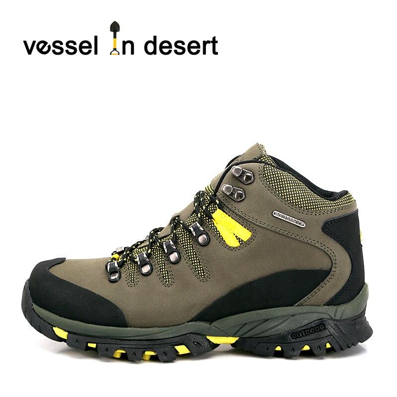 Vessel in Desert Mens Winter Outdoor Waterproof Hiking Shoes Breathable Sport Shoes EUR 37-46 Free Shipping Mens Footwear free shipping 2017 breathable id 108730 108881 size eur 40 46