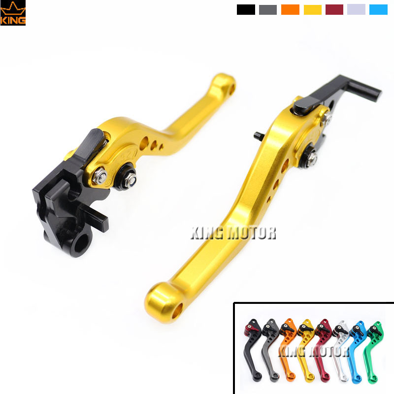 Motorcycle Accessories CNC Short Brake Clutch Levers For YAMAHA YZF-R25 YZF-R3 MT-25 MT-03 MT03 MT25 YZF R3 YZF R25 Gold